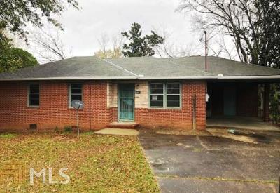 Columbus Single Family Home Under Contract: 4429 Sims St