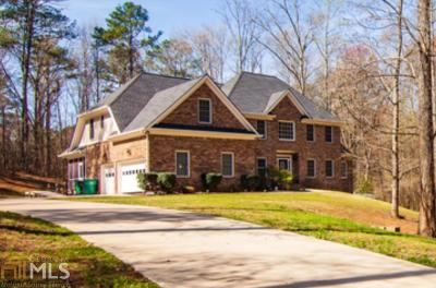 Powder Springs Single Family Home New: 4786 Lewis Rd