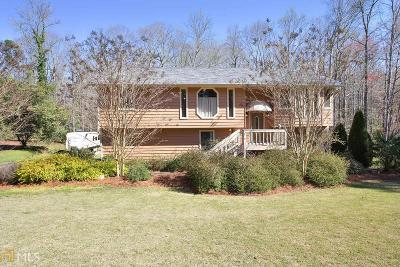 Snellville Single Family Home Under Contract: 3106 Malvern Dr
