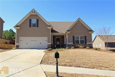 Paulding County Single Family Home New: 552 Naturewalk Boulevard