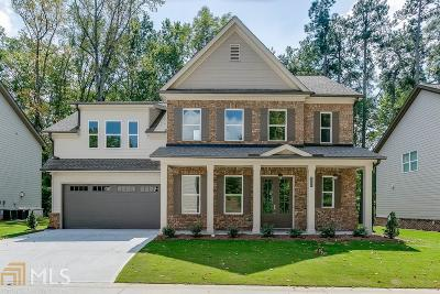 Snellville Single Family Home New: 2605 Timler Trce #7