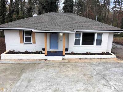 Marietta Single Family Home New: 180 SE Powers Ferry Rd