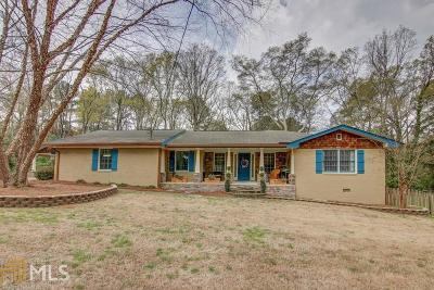 Conyers Single Family Home New: 1400 Springwood Dr