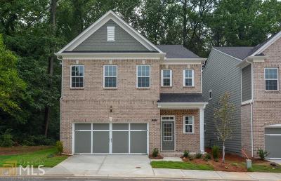 Decatur GA Single Family Home New: $659,990