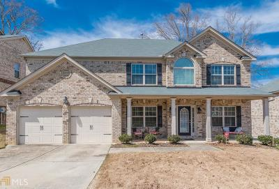 Snellville Single Family Home Under Contract: 3911 Sunbridge Dr