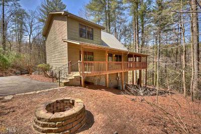 Ellijay Single Family Home New: 454 Dover Falls Trl