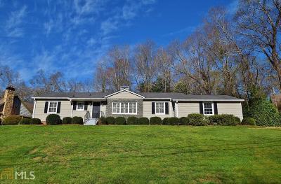 Gainesville Single Family Home New: 1081 Glenwood Dr