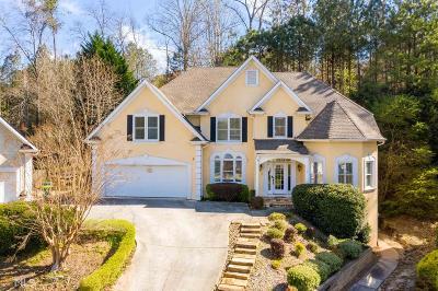 Fulton County Single Family Home New: 3450 Merganser