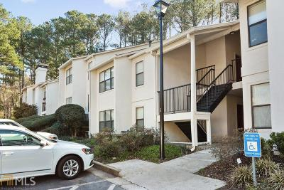 Atlanta Condo/Townhouse New: 1515 Huntingdon Chase #1515