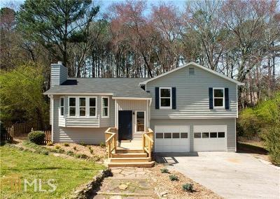 Marietta Single Family Home New: 4853 Chapelle Ct