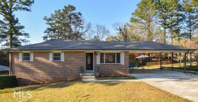 Marietta Single Family Home New: 2741 SW Birchwood Way