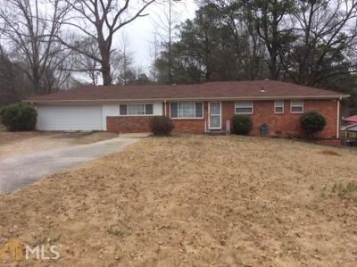 Fulton County Single Family Home New: 2842 Altaview Dr