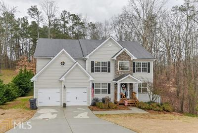 Paulding County Single Family Home New: 243 Freedom Drive