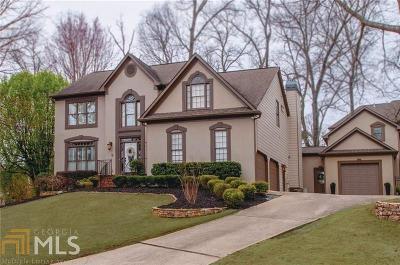 Cobb County Single Family Home New: 2476 Devon Wood Way