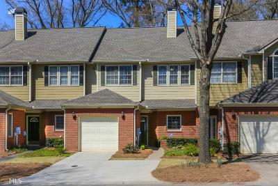 Cobb County Condo/Townhouse New: 1623 Ivy Spring Drive