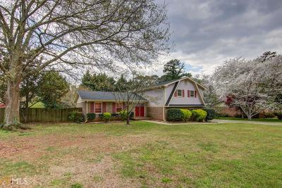 Conyers GA Single Family Home New: $160,000