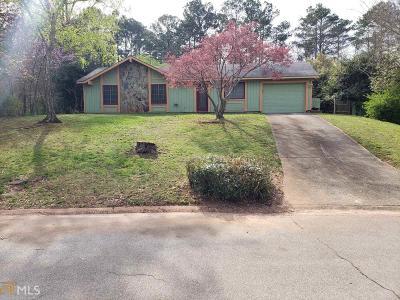 Jonesboro Single Family Home New: 8689 Embrey Dr