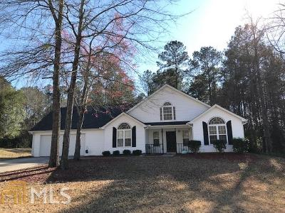 Loganville Single Family Home New: 521 Windermere Dr