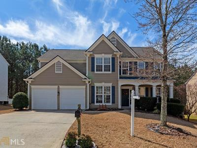 Cobb County Single Family Home New: 3401 NW Spindletop Drive