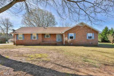 Griffin Single Family Home Under Contract: 504 Birdie Rd