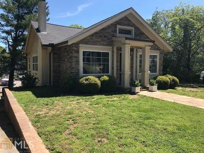 Gainesville Single Family Home New: 966 Green Street Cir