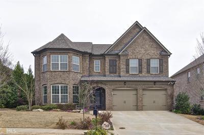 Alpharetta Single Family Home New: 2615 Augeron Court
