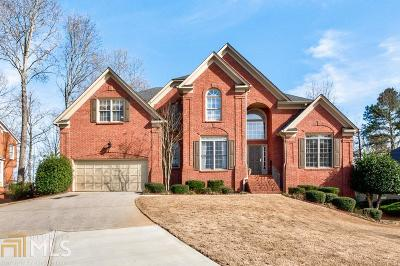 Suwanee Single Family Home New: 5830 Masters Club Dr