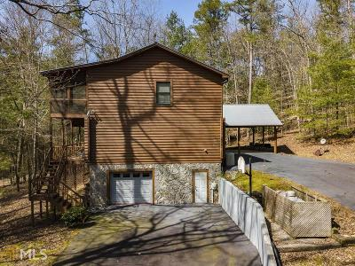 Ellijay Single Family Home New: 15 Misty Hollow Rd