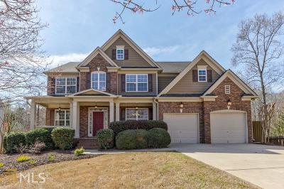 Buford Single Family Home New: 1022 Panoramic Pointe