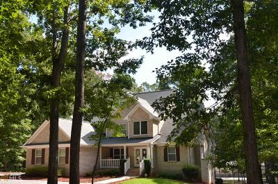Monroe, Social Circle, Loganville Single Family Home For Sale: 675 Cheek Rd