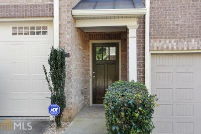 Cobb County Condo/Townhouse New: 2473 Palladian Manor Way