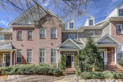 Atlanta Condo/Townhouse New: 5434 Glenridge View