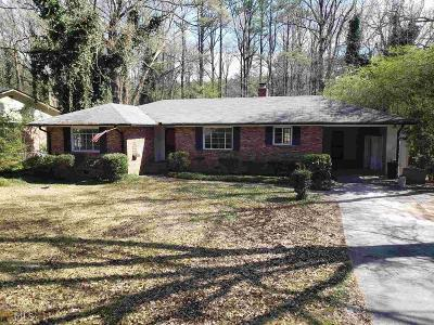 Marietta Single Family Home New: 287 SW Brookwood Dr