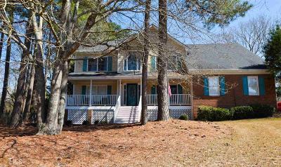 Gwinnett County Single Family Home New: 1960 Streamwood Dr