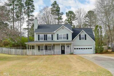 Gwinnett County Single Family Home New: 2675 Tribble Cove Court