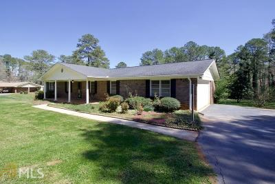Henry County Single Family Home Under Contract: 920 Swan Lake Rd