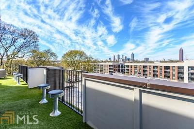 Atlanta Condo/Townhouse New: 600 Bonaventure Avenue NE #7