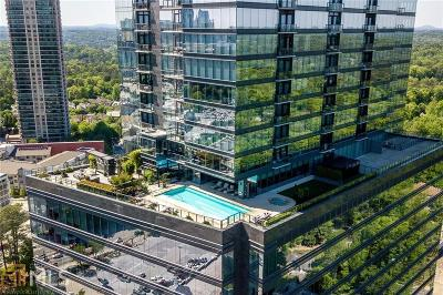 Atlanta Condo/Townhouse New: 3630 Peachtree Road #2605