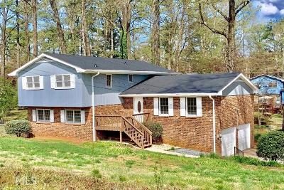 Norcross Single Family Home New: 4487 Freeman Ct