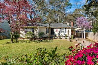 Atlanta Single Family Home New: 2226 Melante Drive