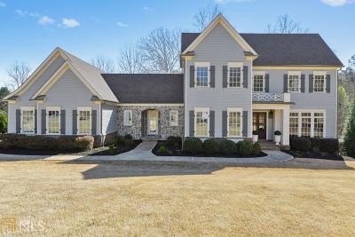 Alpharetta Single Family Home New: 16045 Segwick Dr