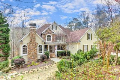 Gwinnett County Single Family Home New: 3668 Habersham Lane