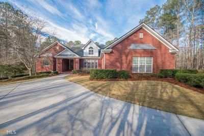 Fayetteville GA Single Family Home Under Contract: $750,000
