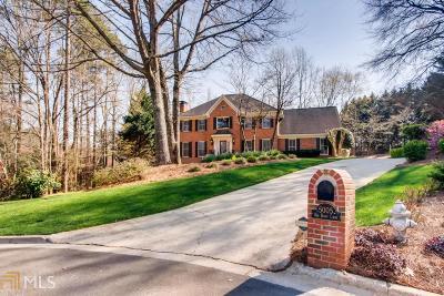 Atlanta Single Family Home New: 5005 Oak Bluff Ct
