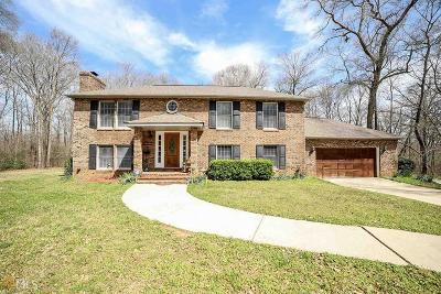 Banks County Single Family Home New: 298 Hudson River Dr