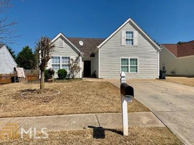 Gainesville Single Family Home New: 2642 Buena Vista Cir