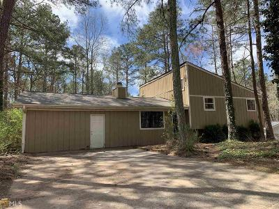 Douglasville GA Single Family Home New: $119,900