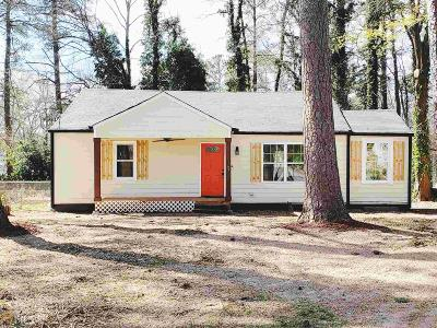 Atlanta Single Family Home New: 1165 Graymont