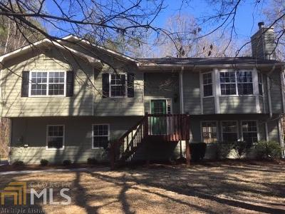Loganville Single Family Home Under Contract: 4700 Barnes Ct