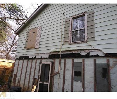 Atlanta Single Family Home New: 2887 Grand Ave